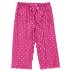 Polka Dot Sleep Capris