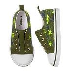 Plane Camo Sneakers