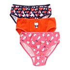 Kitty Panties Three-Pack