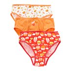 Halloween Panties Three-Pack