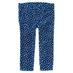 Polka Dot Corduroy Pants