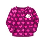 Heart Cardigan