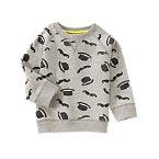 Dapper Pattern Pullover