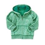 Knit Fleece Hoodie