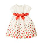 Multi Dot Dress