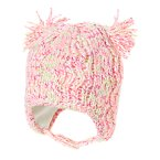 Marled Neon Sweater Hat