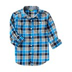 Plaid Grid Shirt