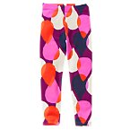 Raindrop Print Leggings