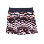 Pull-On Geo Skirt