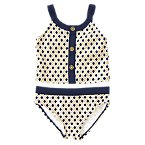 Geo Two-Piece Swimsuit