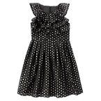 Silver Dots Dress