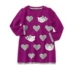 Kitty Heart Dress