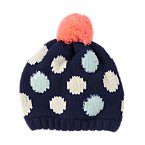 Polka Dot Sequin Hat