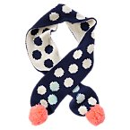 Polka Dot Sequin Scarf