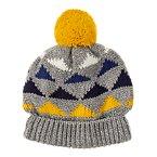 Marled Pom Pom Hat