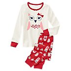 Pink Owl Two-Piece Gymmies®