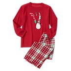 Snow Much Fun Two-Piece Pajamas