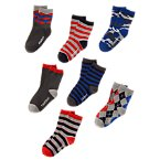 Days of the Week Socks Seven-Pack