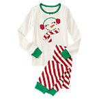 Cute Snowman Two-Piece Gymmies®