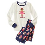 Gingerbread Ballerina Two-Piece Gymmies®