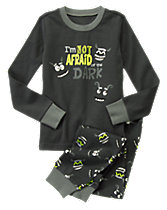 Not Afraid Of The Dark Two-Piece Gymmies®