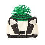 Badger Sweater Hat