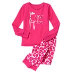 Giraffe Love Two-Piece Gymmies®