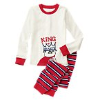 King of Hearts Two-Piece Gymmies®