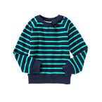 Fleece Bow Pullover