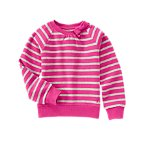 Fleece Bow Pullover