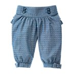 Dobby Chambray Pants