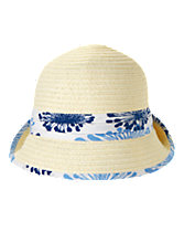 Dandelion Bow Straw Hat