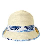 Dandelion Bow Straw Hat