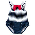 Sailor Sweetie One-Piece Swimsuit