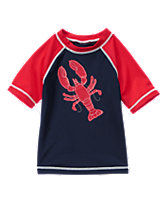 Lobster Rash Guard