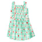 Geo Flower Sundress
