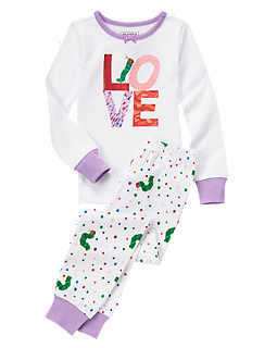 The Very Hungry Caterpillar™ Love Two-Piece Gymmies®