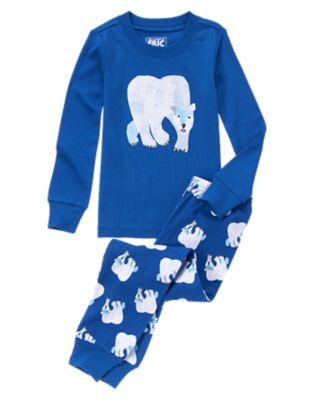 The World of Eric Carle™ Polar Bear Two-Piece Gymmies®