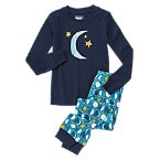 The World of Eric Carle Moon & Stars Two-Piece Gymmies