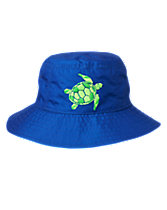 Reversible Turtle Sun Hat