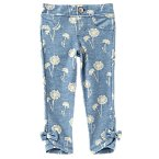Dandelion Bow Jeggings