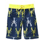 Geo Lobster Board Shorts
