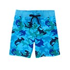 Hammerhead Shark Swim Shorts
