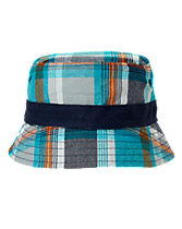 Plaid Hat