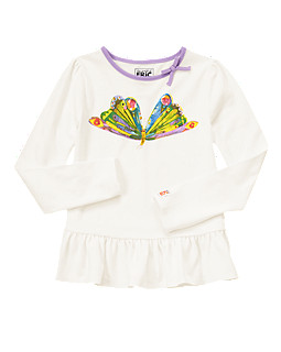 The World of Eric Carle™Butterfly Top