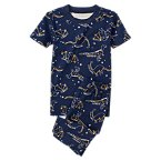 Dino Constellation Shortie Two-Piece Gymmies®