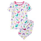 Bird Shortie Two-Piece Gymmies®