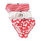 Bonjour Kitties Panties Three-Pack