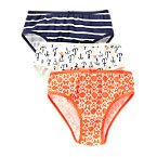 Nautical Underwear Three-Pack