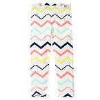 Neon Chevron Leggings